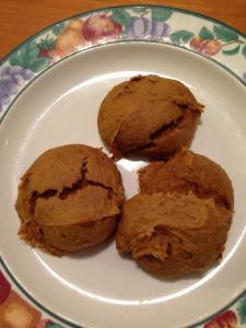 Sept 8 Pumpkin Spice Cookies